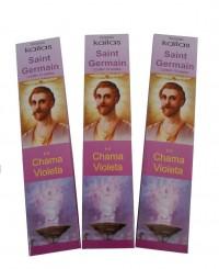Incenso Kailas Saint Germain (kit 10 Unidades)