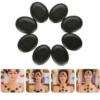 Pedras Quentes Vulcânicas Para Massagem (kit 12 Uni)