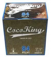 Carvão Coco King C/ 84