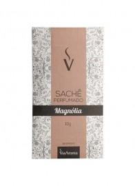 Sachê Perfumado Via Aroma 10g Magnolia