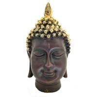 Cabeça de Buda Tibetano