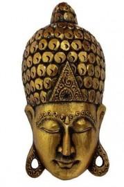 Máscara Buda Gold