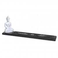 Incensário Buda Meditando