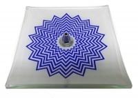 Incensário Vertical Mandala
