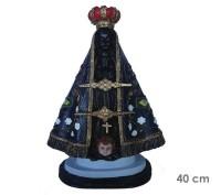 Estatua Nossa Senhora Aparecida 40cm