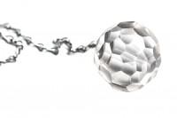 Esfera de Cristal Multifacetada nº 18