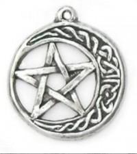 Pentagrama Lua Celta