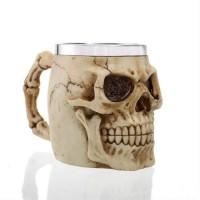 Caneca Medieval Cerveja Skull King 400ml - Game of Thrones