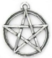 Colar Pentagrama Clássico