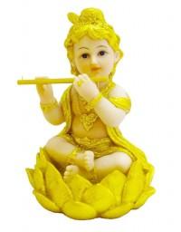 Krishna Bebê 14cm
