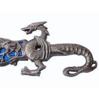 Adaga Dragão Azul