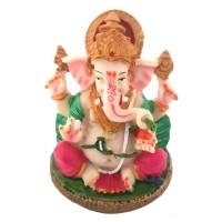 Ganesha Sentado Color