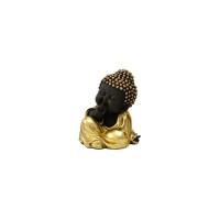 Trio de Monge Budista da Sabedoria Dourado