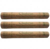 Incenso Ananda Chakras Relaxamento (KIT 3 ROLOS)