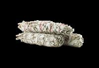 Bastão de Sálvia Branca Média de 16 a 20 cm