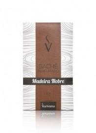 Sachê Perfumado Via Aroma 10g Madeira Nobre