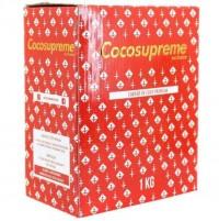 Carvão Coco Supreme 1kg Hexagonal