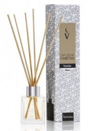 Difusor de Varetas Via Aroma 100ml Vanilla