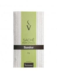 Sachê Perfumado Via Aroma 10g Bamboo